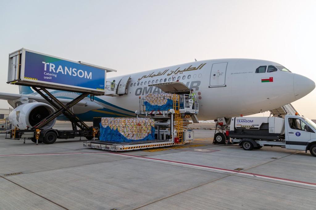 الطيران العماني يسيّر 69 رحلة شحن جوي غير مجدولة خلال 3 أشهر