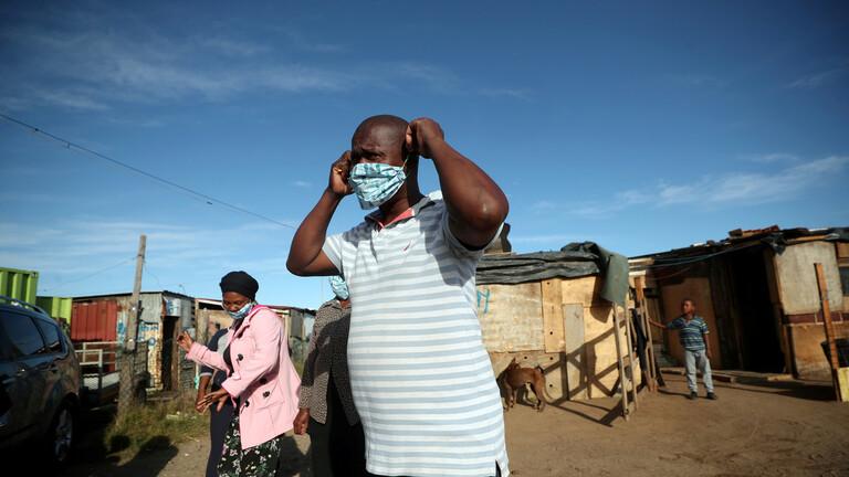 """حصيلة الإصابات بـ""""كورونا"""" في أفريقيا تتجاوز الـ500 ألف"""