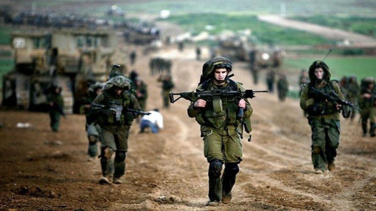 ادخال وحدة كاملة من الجيش الإسرائيلي إلى الحجر الصحي
