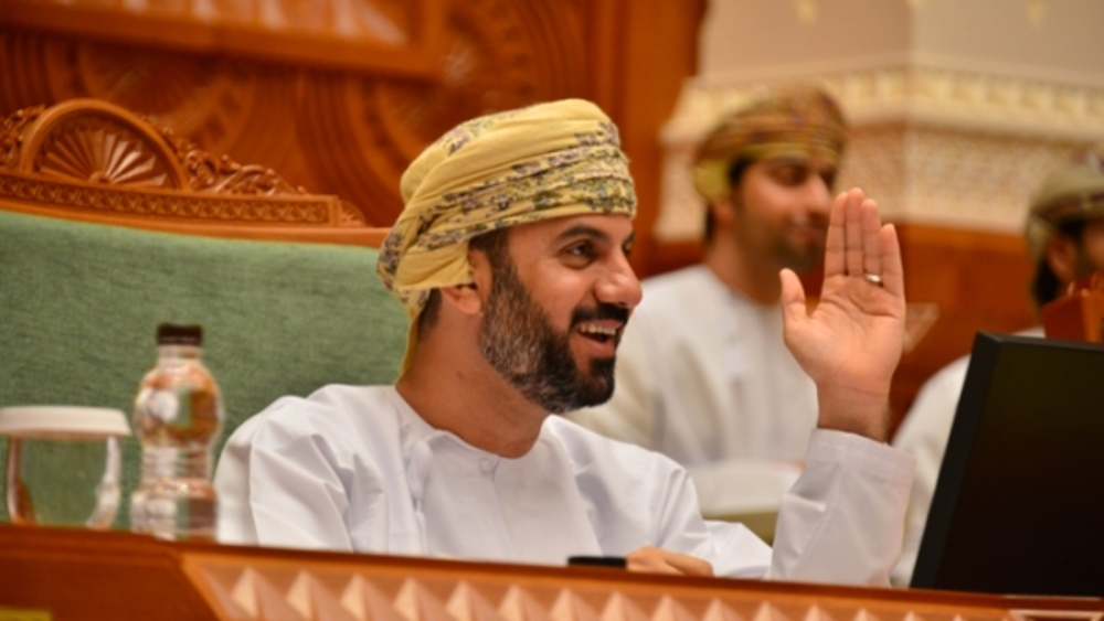 His Majesty receives Eid Al Adha greetings from Majlis Al Shura Chairman