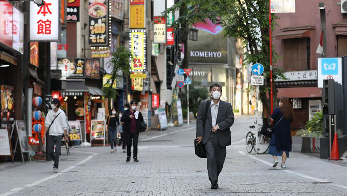 Japan's consumer confidence improves at slower pace in July