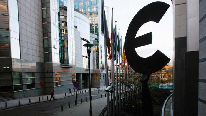 Eurozone GDP drops 12.1% in record pandemic plunge