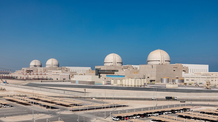 UAE: Safe start-up of Unit 1 of Barakah Nuclear Energy Plant successfully achieved