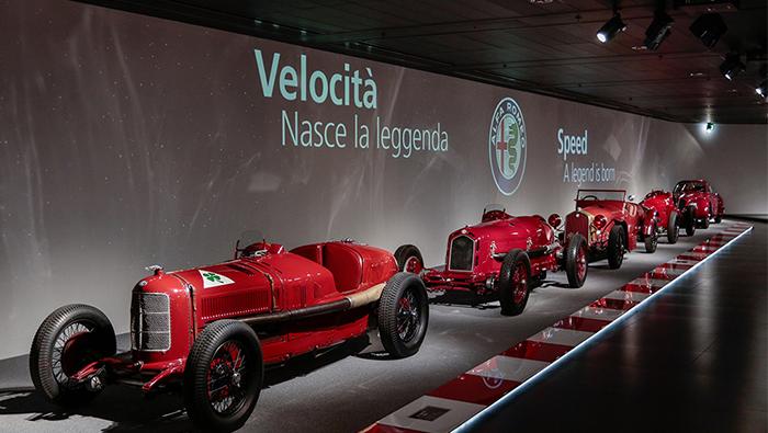 A historic celebration: 110 years of Alfa Romeo