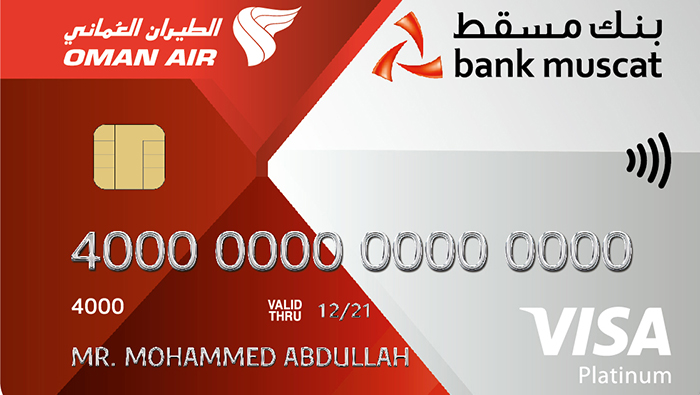 Bank Muscat, Oman Air launch Platinum co-branded credit card