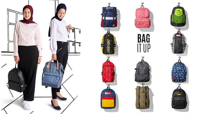 Splash unveils its new Back-to-School 2020 collection