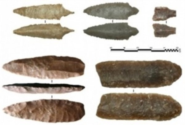 Stone tools dating back to 8,000 years unearthed in Oman and Yemen