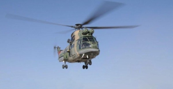 Woman airlifted to hospital in Oman