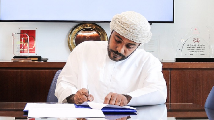 Ministry of Education inks agreement for Oman's first e-Library