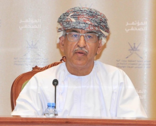Oman will get vaccine in time, says Al Saidi