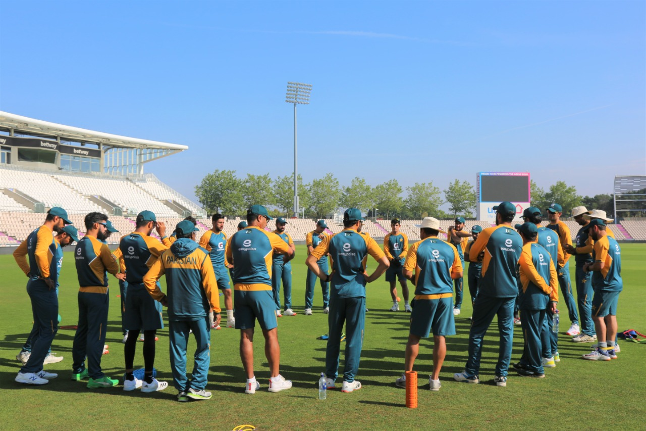 Pakistan hope to level series against England