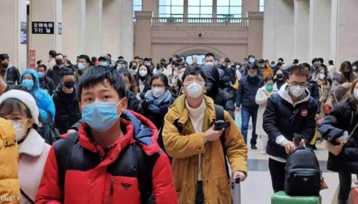 الصين تسجل 27 إصابة جديدة بفيروس كورونا خلال يوم