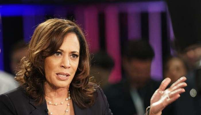 Biden picks Kamala Harris as running mate for US presidential election