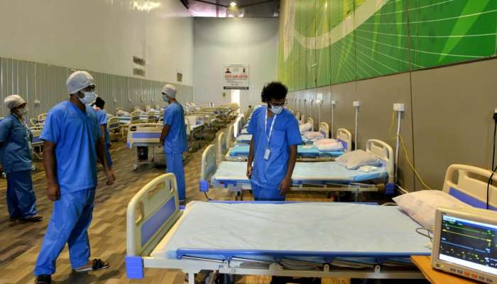 COVID-19 deaths surpass 50,000 in India