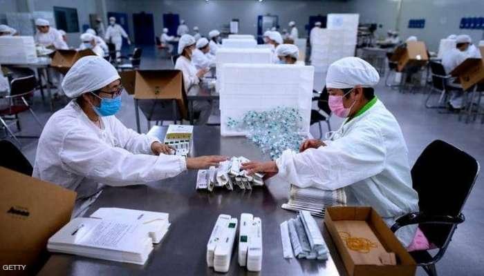 بعد روسيا.. الصين تمنح أول براءة اختراع للقاح كورونا