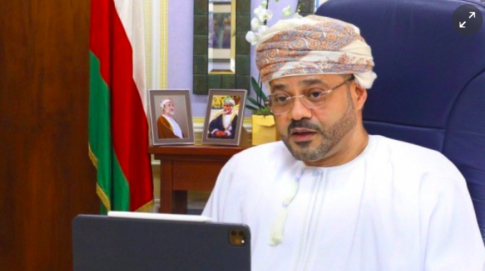 Oman's newly-appointed Foreign Minister congratulated by Indian counterpart