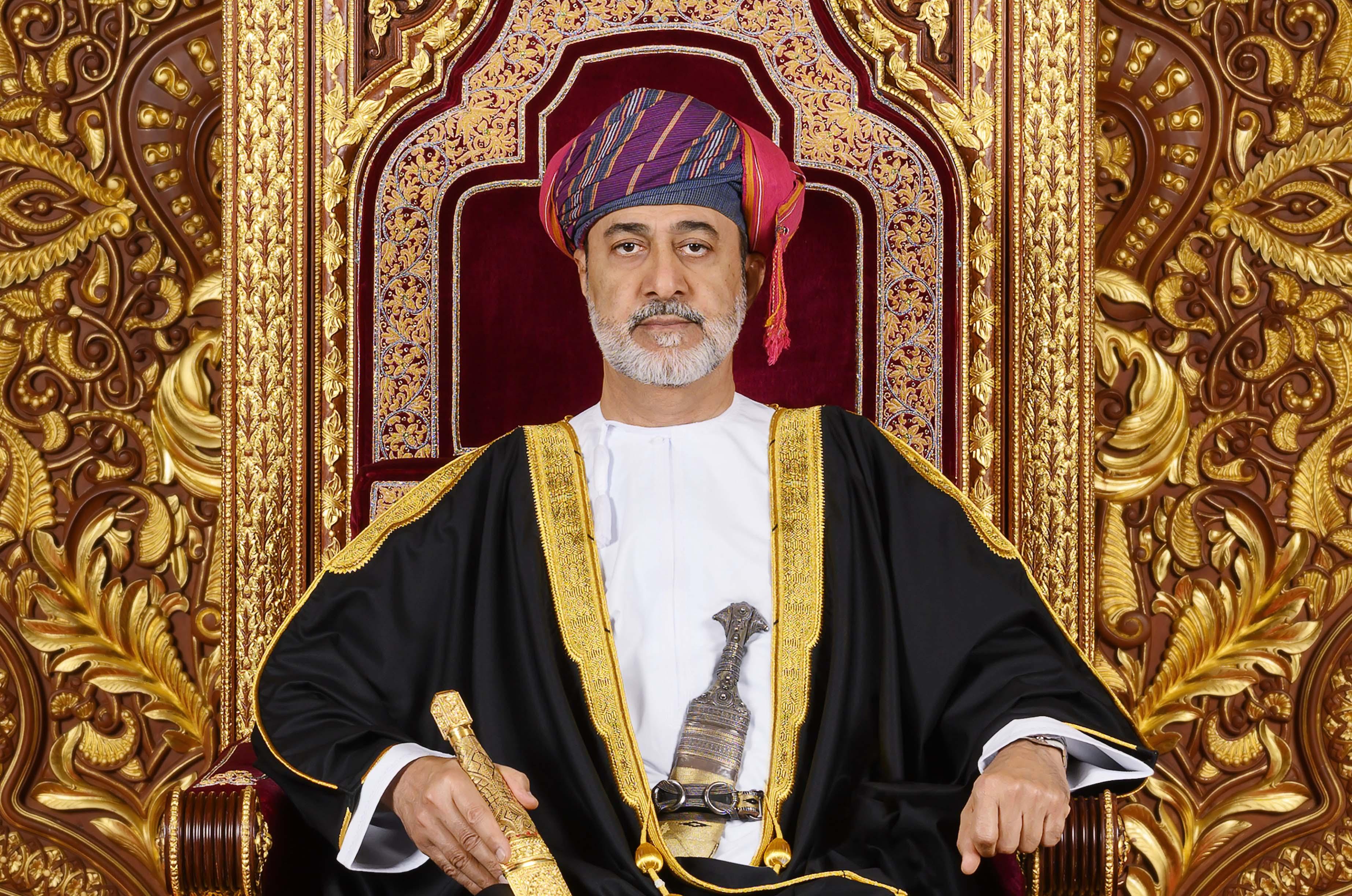 جلالة السلطان يهنئ رئيس جمهورية إندونيسيا بمناسبة ذكرى استقلال بلاده