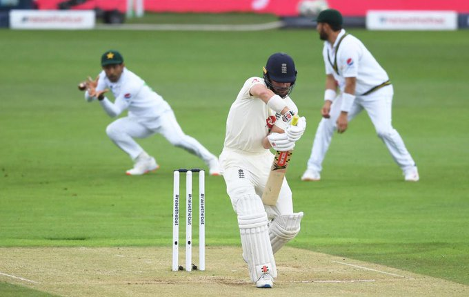Shaheen strikes early, but rain pushes second Test towards draw