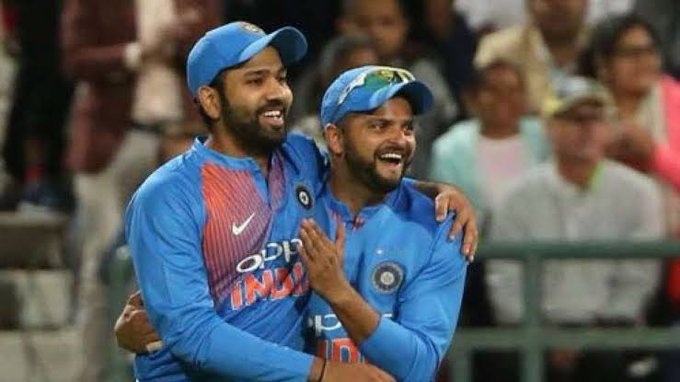 'One of the finest southpaws' – tributes pour in for Suresh Raina