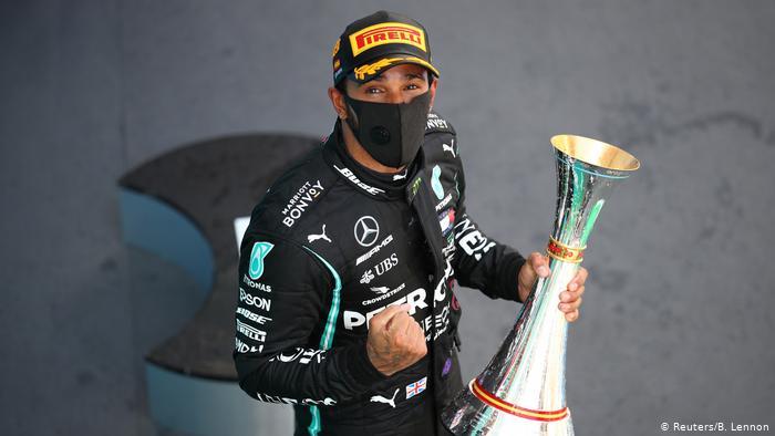 Formula 1: Hamilton wins Spanish Grand Prix to extend lead