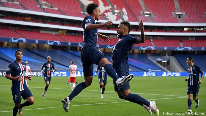 Flawless PSG outclass RB Leipzig to reach first final