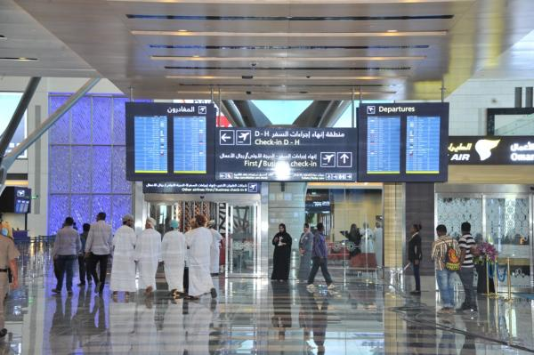 Oman sees over 3,000 visitors in July