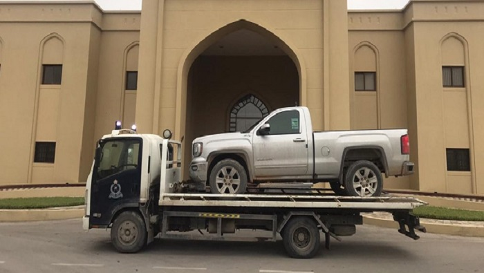 Three arrested for drifting in Oman