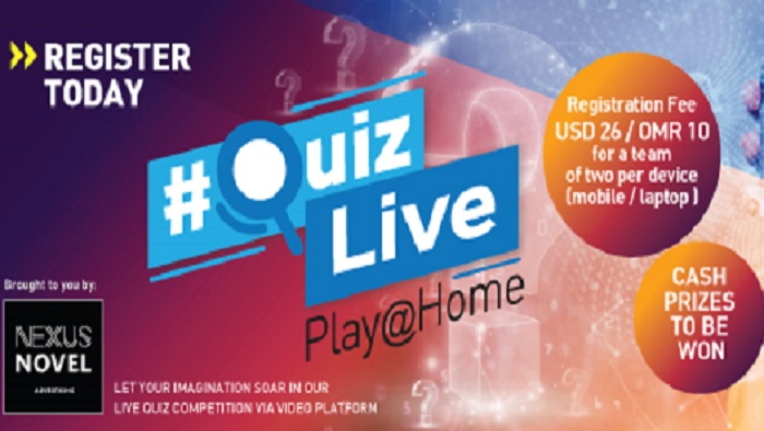 QuizLive to commence in Oman from Friday