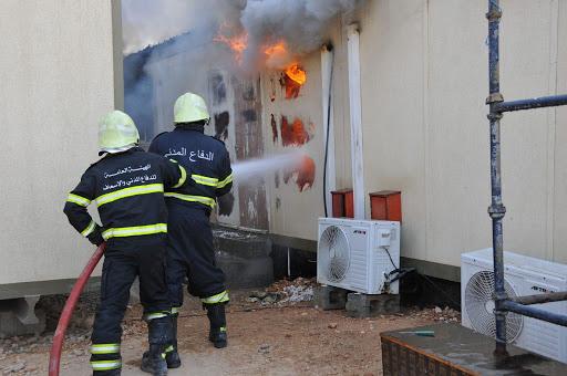 انخفاض عدد حوادث الحرائق في السلطنة عام 2019