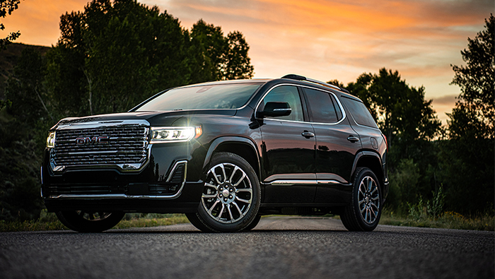 GMC Oman introduces 2020 Acadia