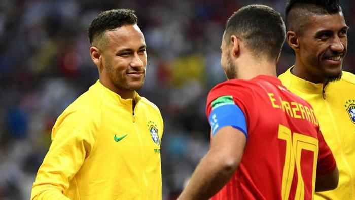 Neymar destined to be world's best: Mbappe