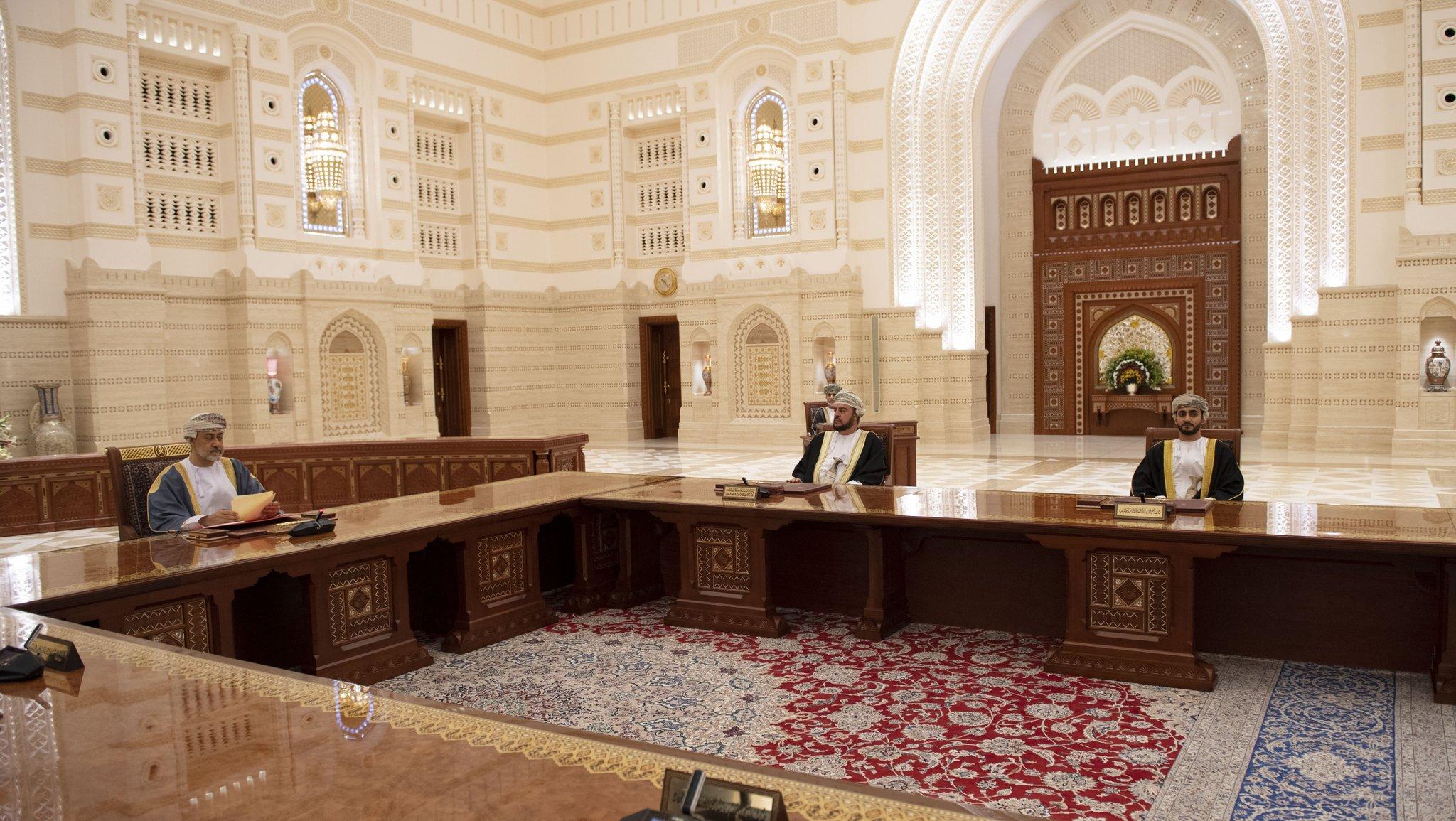 الإطلالة السامية مع التشكيل الجديد لمجلس الوزراء