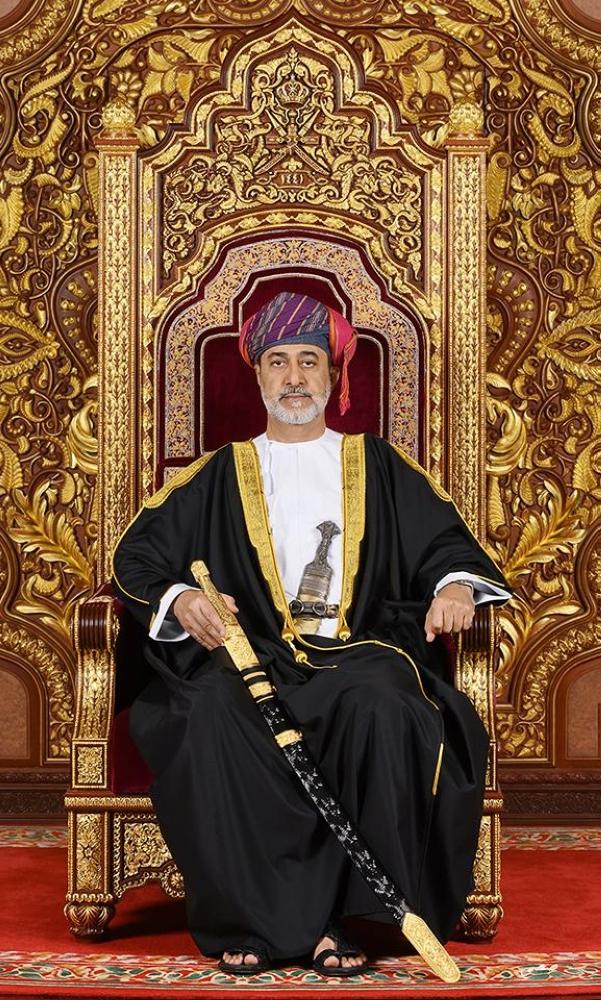 جلالة السلطان يهنئ حاكم عام جامايكا بمناسبة ذكرى استقلال بلاده