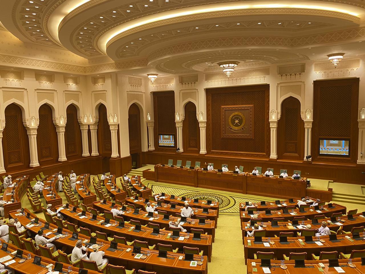 لم تتضمن أعمال الجلسة بند انتخاب نائب الرئيس..مجلس الشورى يبدأ جلسته اليوم بـ 3 بنود