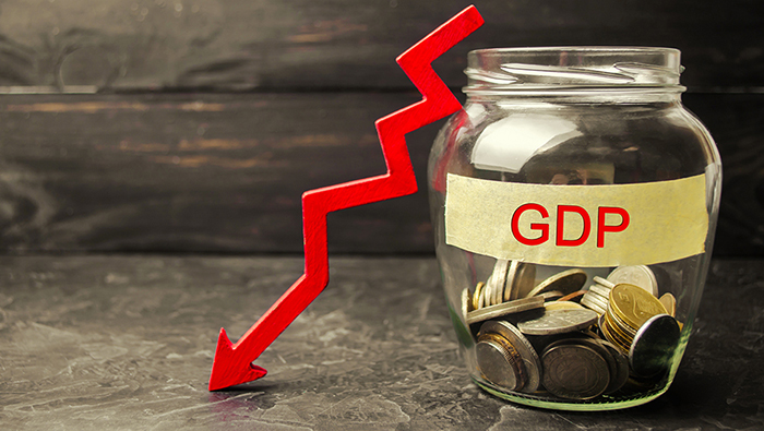 India reports steepest fall of April-June GDP in over 40 years