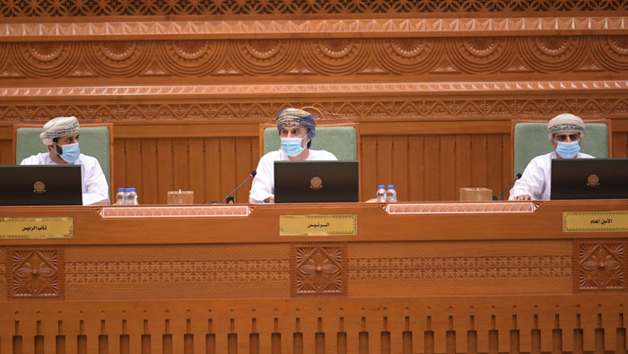 Majlis discusses joint panel's report on value added tax