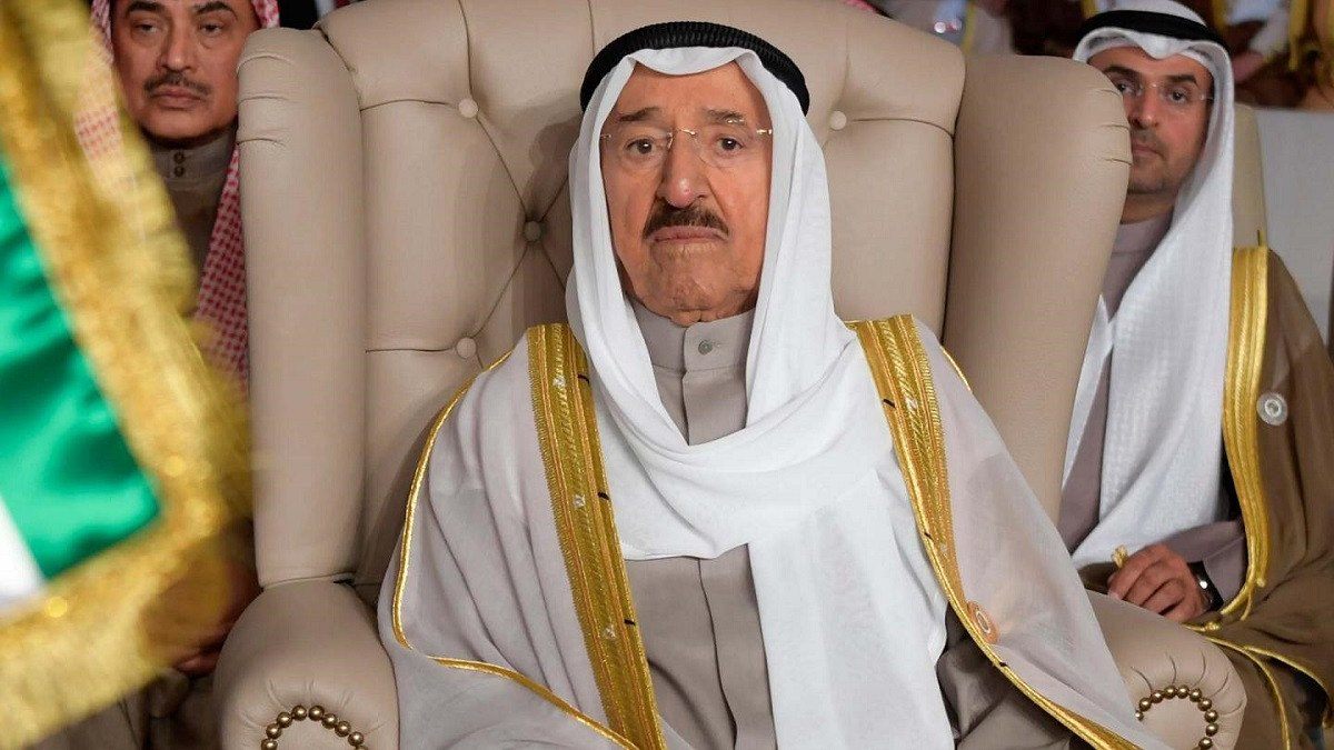 بيان من الديوان الأميري بدولة الكويت