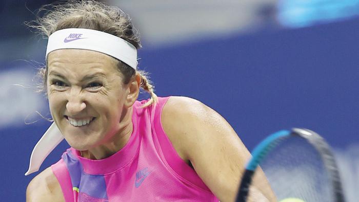 Azarenka ousts Serena, books Osaka US Open final clash