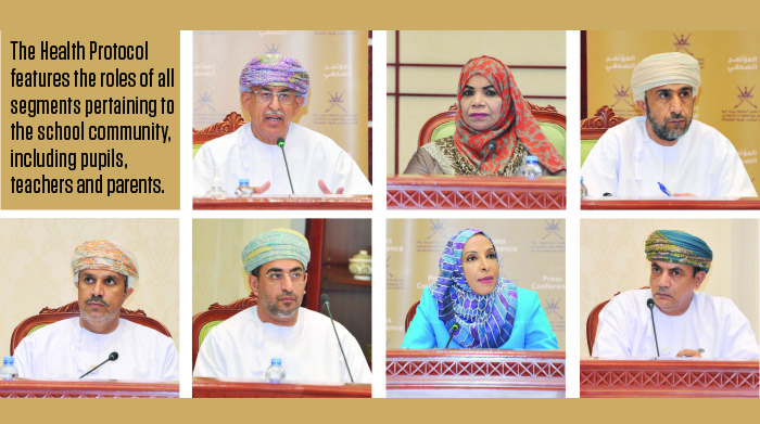 Blended learning: A new approach to Oman's education system