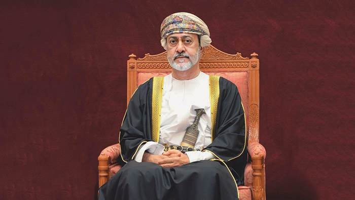 His Majesty the Sultan receives thanks cable from Afghan President