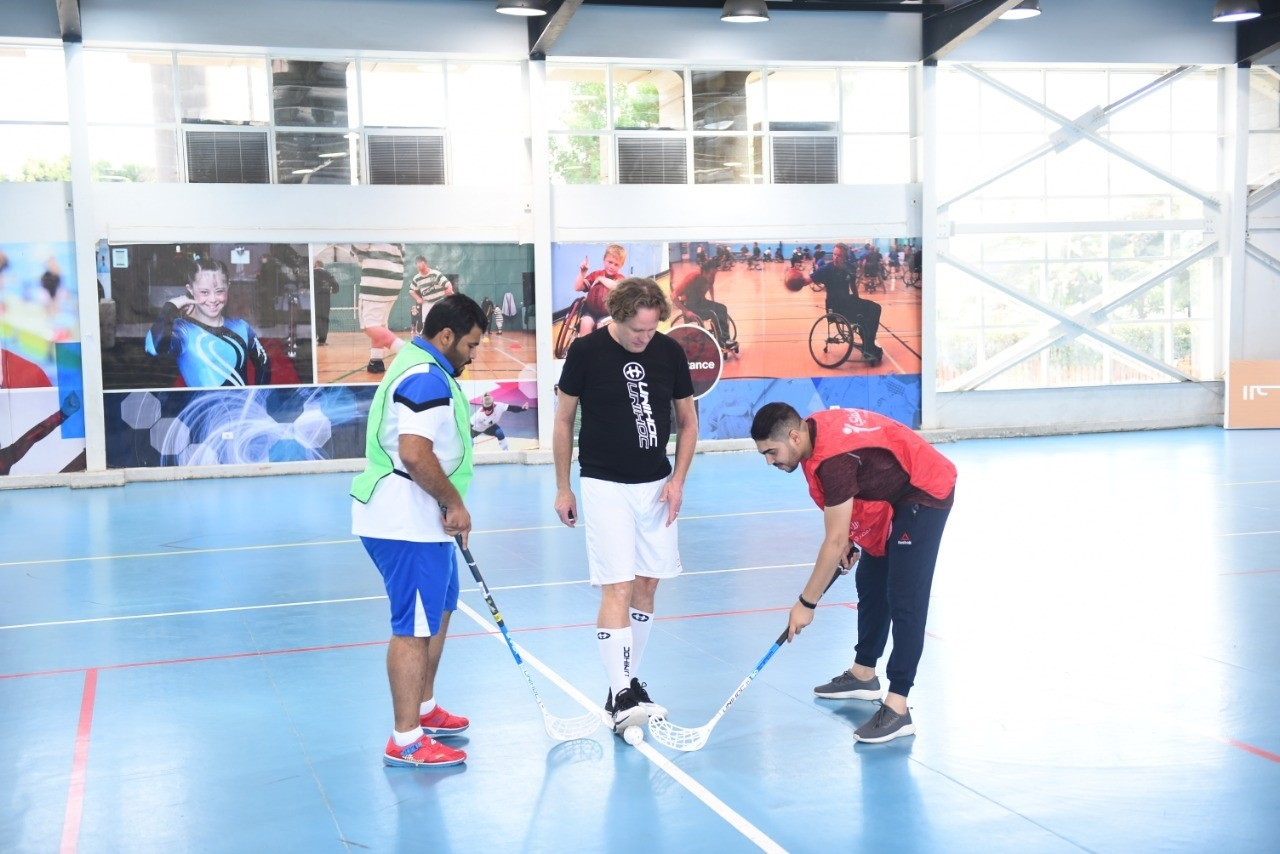 الاولمبياد الخاص يوقع 7 اتفاقيات تسهل عودته للفعاليات الرياضية المختلفة