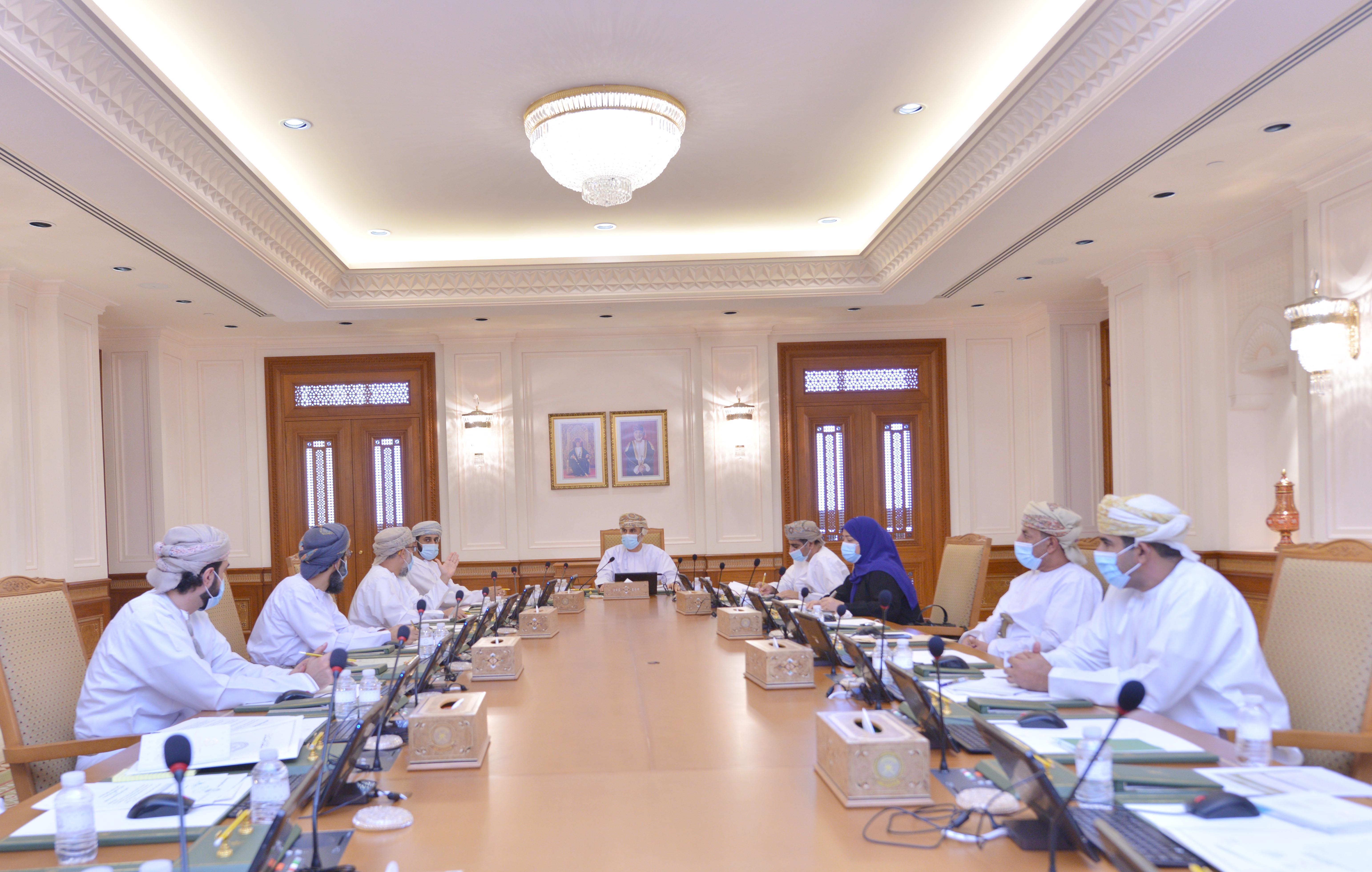 """مكتب """"الشورى"""" يتلقى ردا من البنك المركزي حول إعادة جدولة القروض للمواطنين المتقاعدين مؤخرا"""