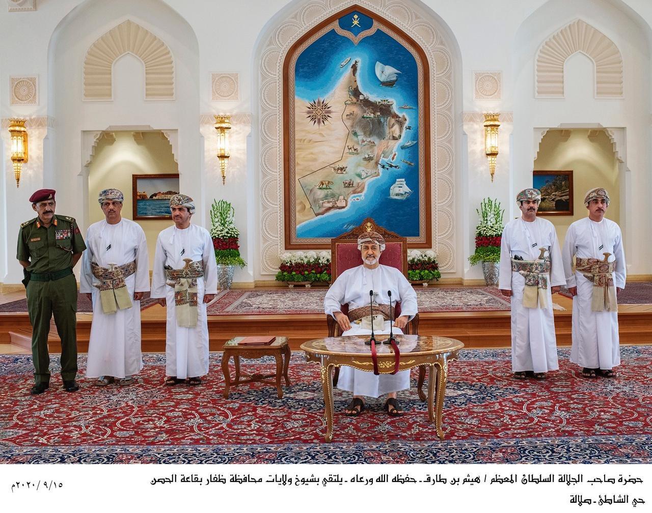 """والي المزيونة لـ """"الشبيبة"""": كل الموضوعات التي طرحت أمام جلالة السلطان """"مشاريع عامة"""" تهم المواطنين"""