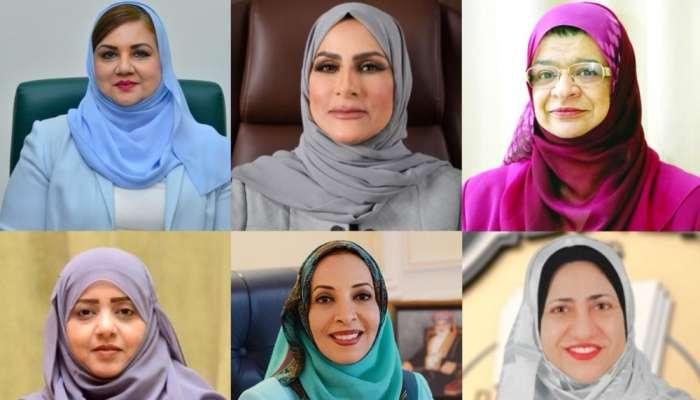 """المرأة العمانية في عهدين.. 9 نساء شغلن منصب """"وزير"""""""