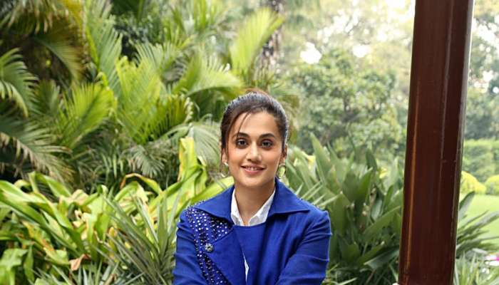 Taapsee Pannu marks International Democracy Day with poem 'Samwad'