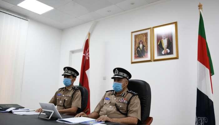الشرطة تشارك في اجتماع الجوازات بدول مجلس التعاون