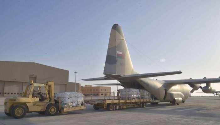 بتوجيهات سامية..تسيير رحلات إغاثة جوية إلى جمهورية السودان