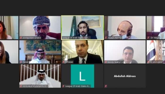 """""""العدل والشؤون القانونية"""" تشارك في الاجتماع الـ 19 لرؤساء إدارات التشريع بالدول العربية"""