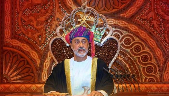 جلالة السلطان يصدر مرسوماً سلطانيا