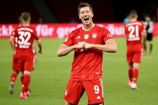 Most challenging year ahead for treble-winning Bayern, says Lewandowski